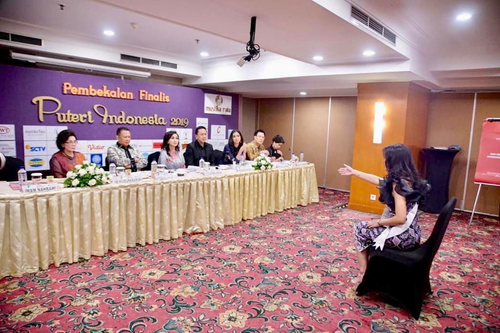 Bamsoet: Putri Indonesia Jangan Hanya Andalkan Kecantikan