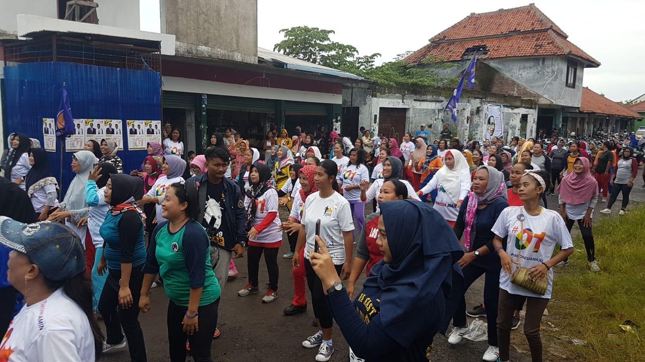 Diana Sastra, Ciptakan Lagu Khusus Untuk Jokowi