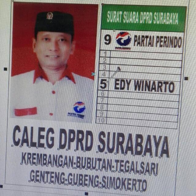 Edy Winarto: Caleg Partai Perindo Yang Siap Perjuangkan Ojol