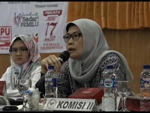 Evi Fatimah: KPU Harus Segera Penuhi Kekurangan Logistik Pemilu