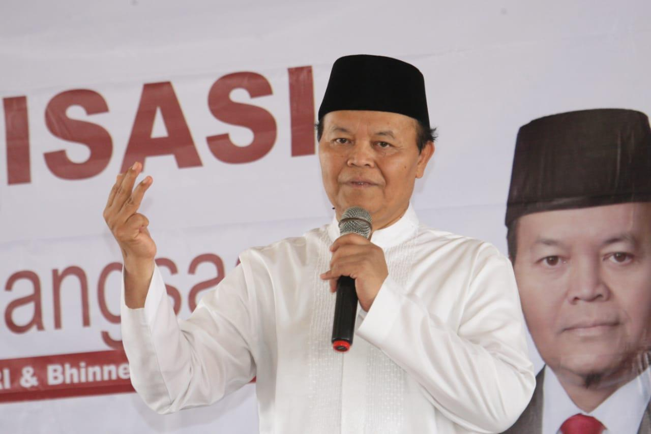 HNW Minta Masyarakat Gunakan Hak Pilih Pada Pemilu Serentak 2019