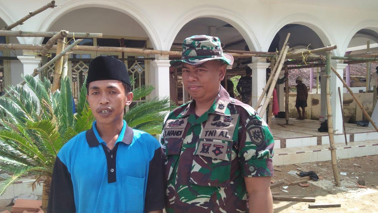 """TMMD di Sumenep, """"Begini Kata Takmir Masjid Nurul Hikmah"""