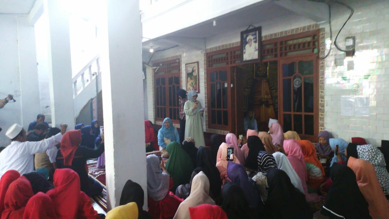 Nur Asia Uno kunjungi dan Silaturahim PP. Al-Ittihad Yasi di Bangkalan