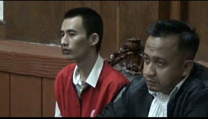 Gelapkan Uang Rp 1 Miliar, Rinaldo Dihukum 3 Tahun 6 Bulan
