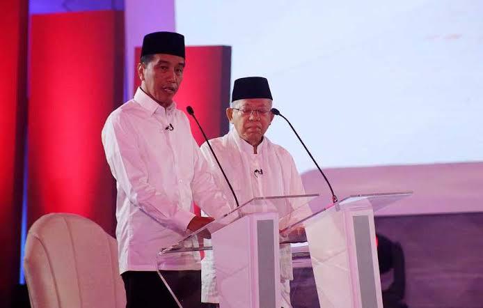 JKW-Ma'ruf Bisa Menang Minimal 20 Persen Surnas