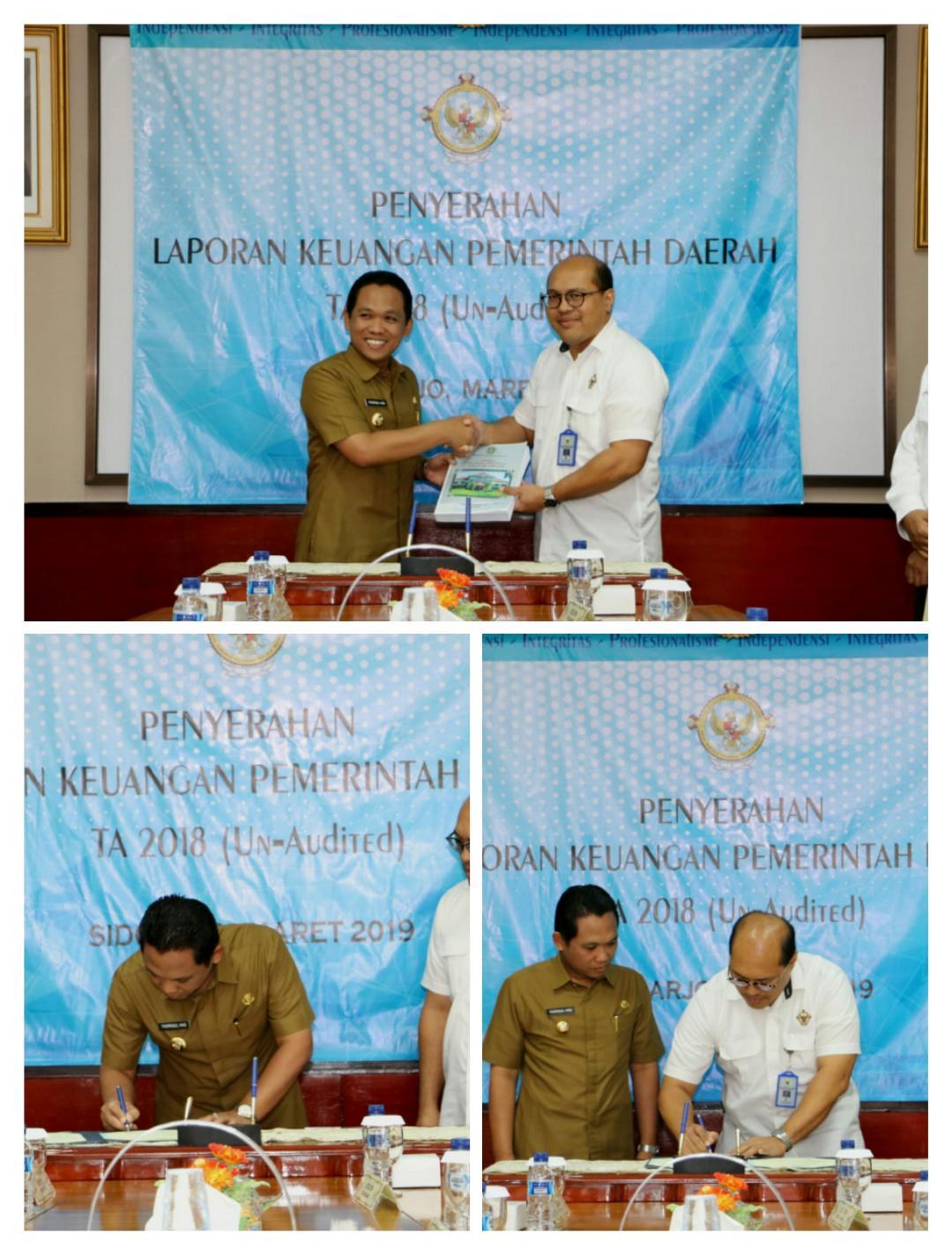 Terkait Keuangan Penilaian BPK Nyatakan Kabupaten Lumajang Cukup Baik Dengan Capaian Di Atas Rata-Rata