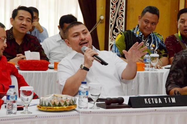 Mulfachri: Komisi III DPR RI Beri Perhatian Khusus Penyelenggaraan Pemilu 2019