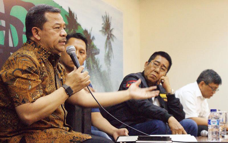 Mantan Humas BNN: Darurat Narkoba Hanya Sekadar Statement Jokowi?