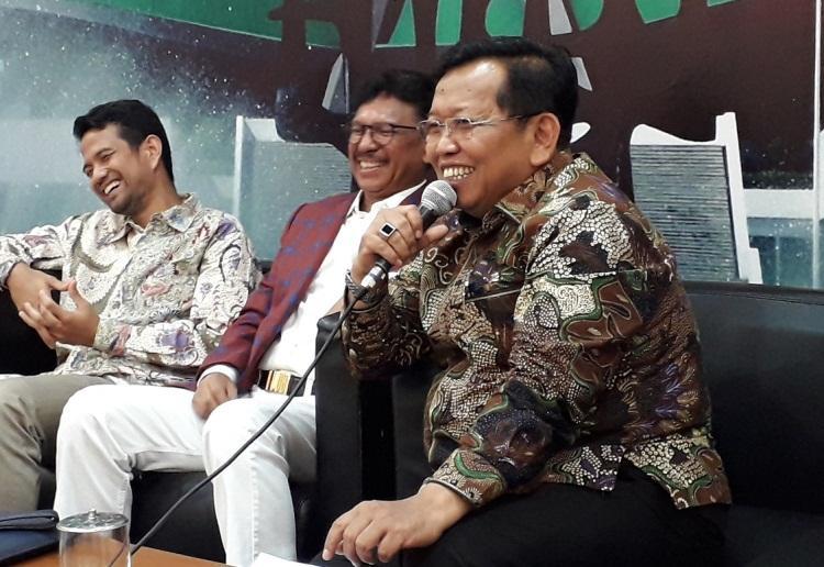 Muqowam: Kondisi Politik Dalam Negeri Sudah Jauh Dari Panca Sila