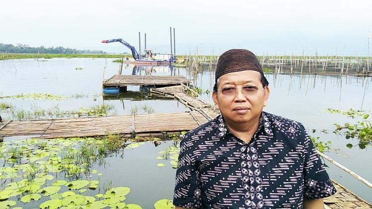 Muqowam Hargai Program Optimalisasi Danau Rawa Pening