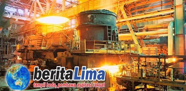"""PT AMNT """"Rekayasa Percepatan Pembangunan Smelter"""