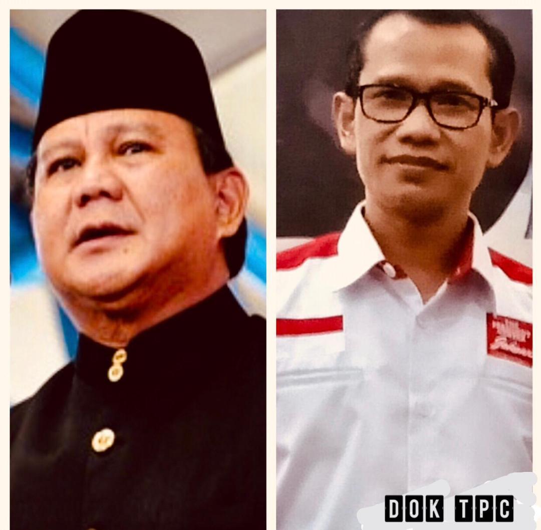 President Center: Kekalahan Prabowo Sudah Semakin Dekat