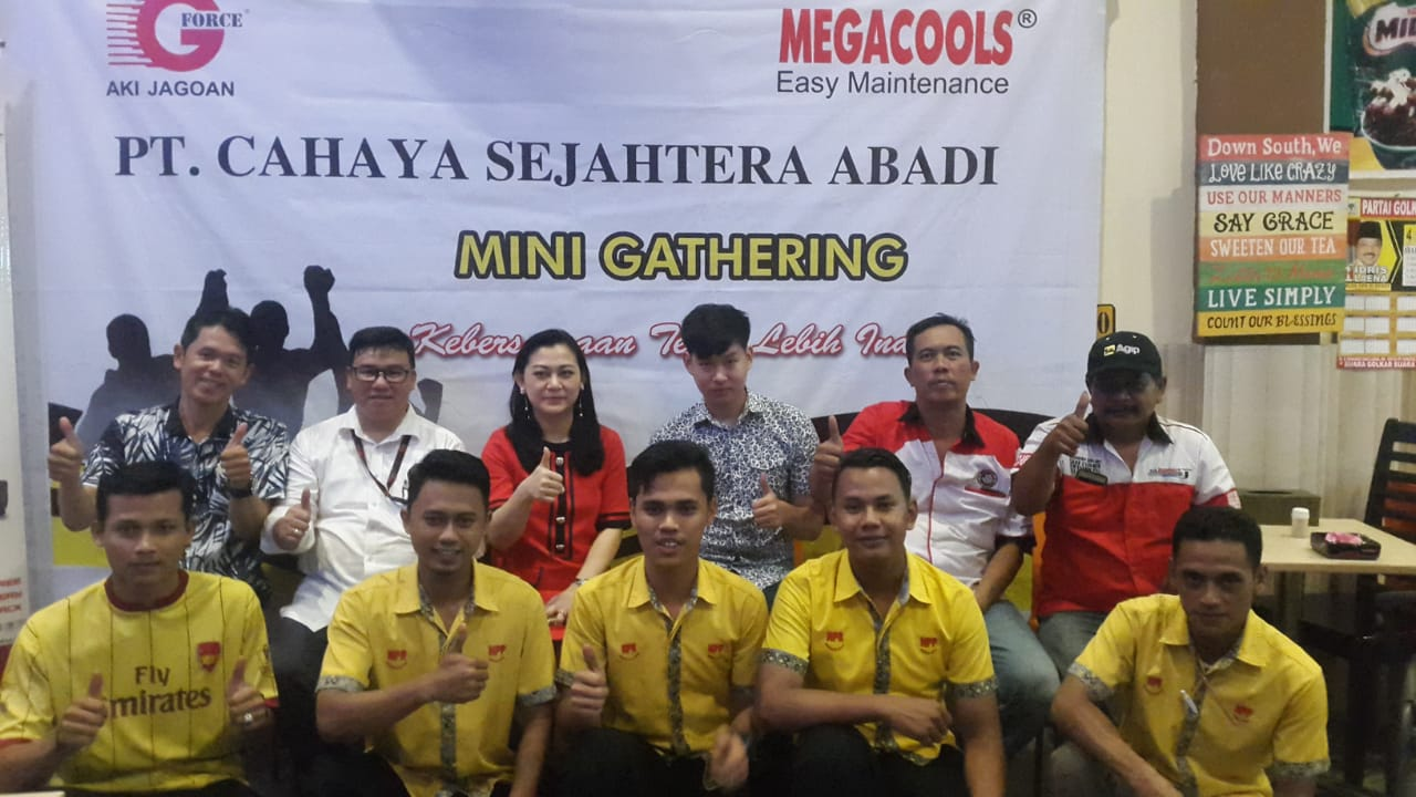 "GForce gelar ""Mini Gathering Customers"" di Riau"