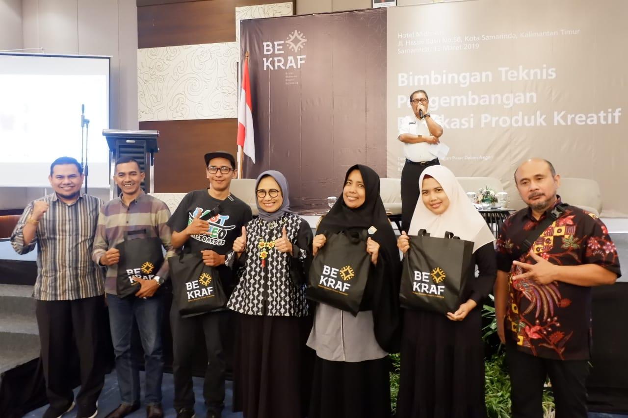 Hetifah Dukung Anak Muda Samarinda Jadi Pengusaha Ekonomi Kreatif