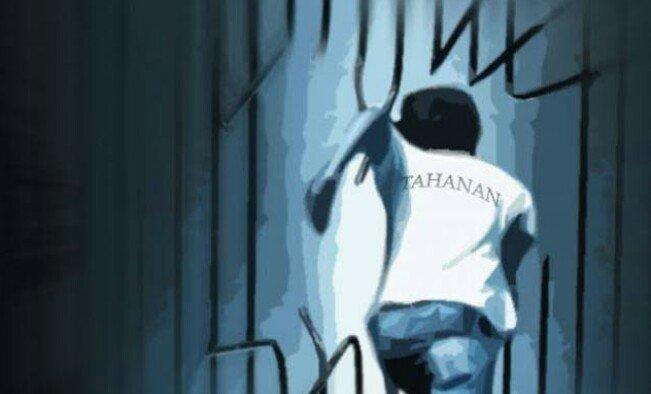 Empat Tahanan Narkoba Kabur Dari Mako Polresta Pasuruan