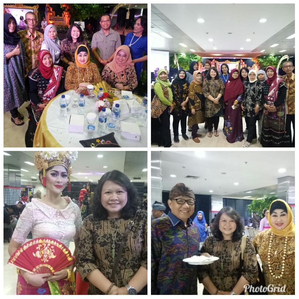 Pejuang Koperasi Akar Rumput Hadiri Undangan Bali Smesco Festival 2019