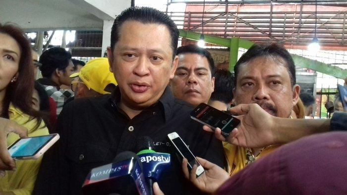 Bamsoet: Usut Isu Kapolres Garut Perintahkan Kapolsek Dukung Jokowi-Amin