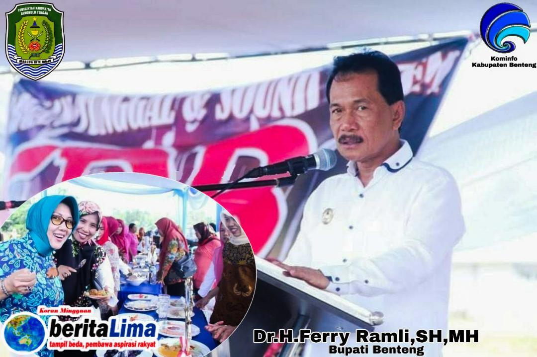 Lomba Cipta Menu Beragam Tingkat Kabupaten Bengkulu Tengah