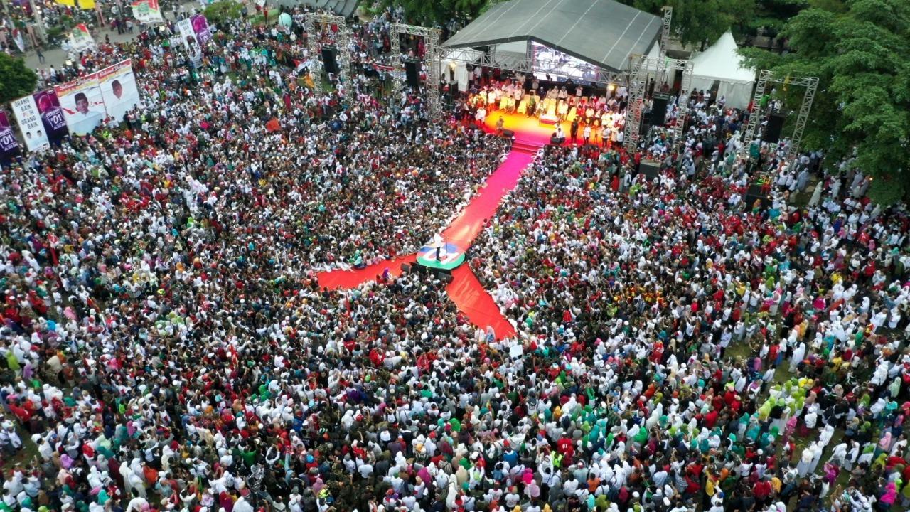 Capres #01 Jokowi Imbau Masyarakat Tidak Lakukan Penghadangan Capres/Cawapres