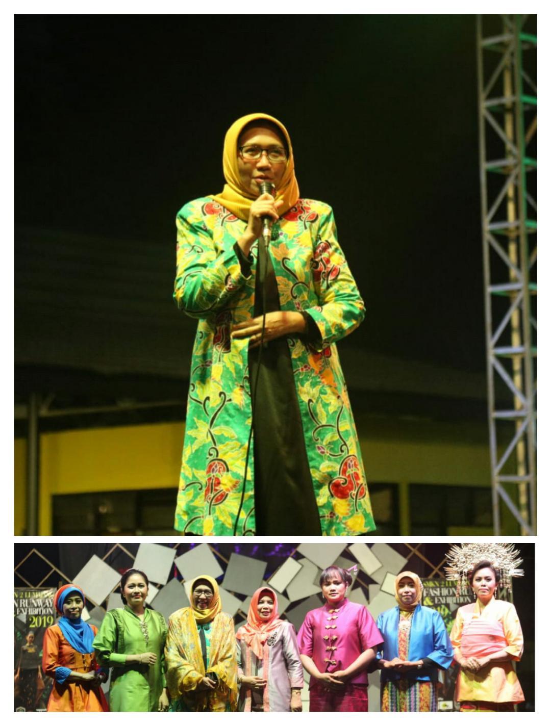Menyambut Hari Kartini Wakil Bupati Lumajang Hadiri Acara Yang Digelar SMKN 2