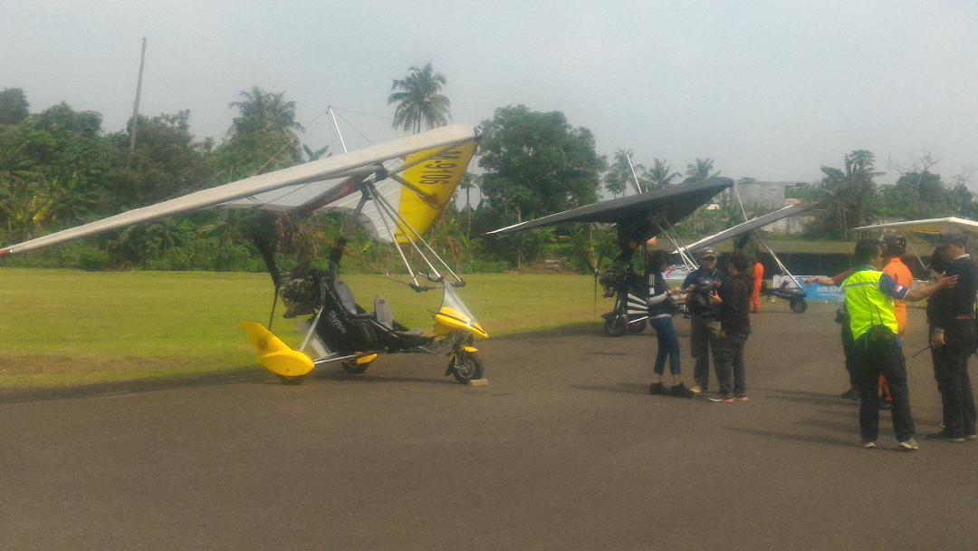 Kali Kedua Dispotdirga AU Adakan Jambore Airsport 2019 di Bandara Khusus Pusdirga AU