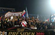 Arema Juara, Hamka Hamzah Raih Best Player