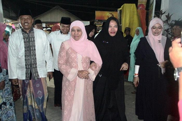 Gubernur Khofifah Dorong Ponpes Menjadi Penyemai Islam Rahmatan lil'Alamin