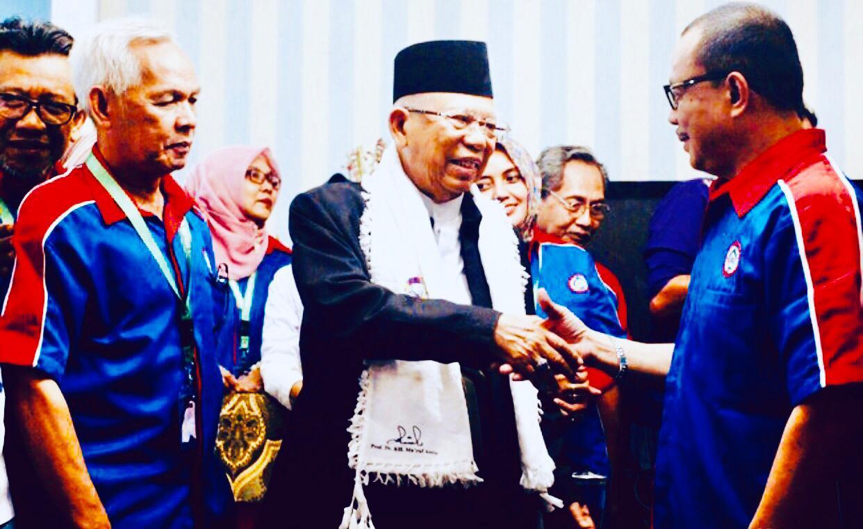 Waketum KSPSI: Pekerja dan Buruh Bersama Jokowi-Amin Kawal Keutuhan Bangsa