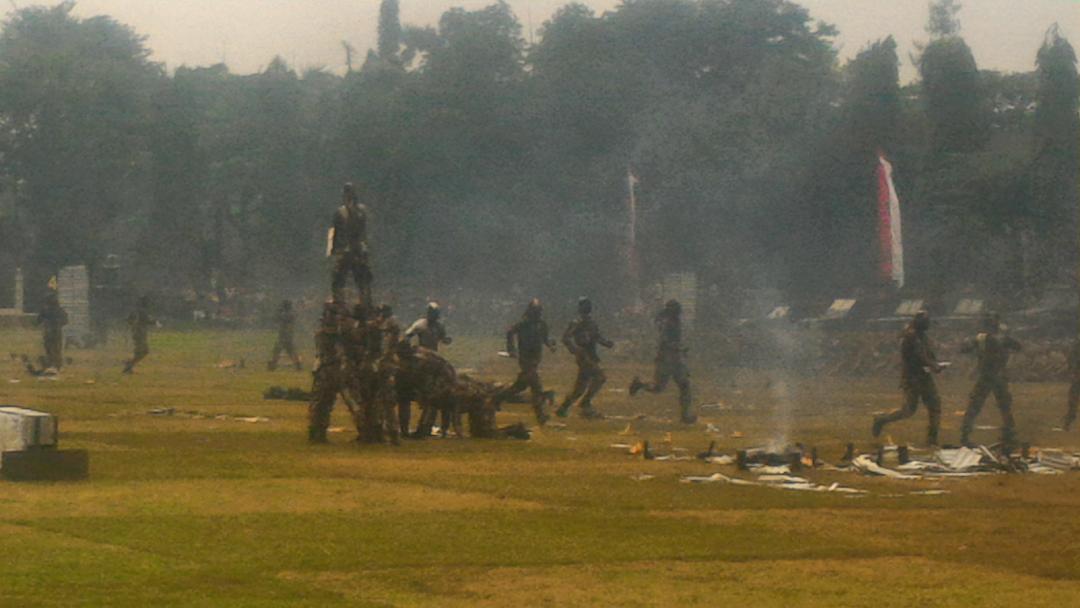 HUT Kopassus ke – 67 : Kekuatan TNI Ada Pada Rakyat, Harus Rendah Hati
