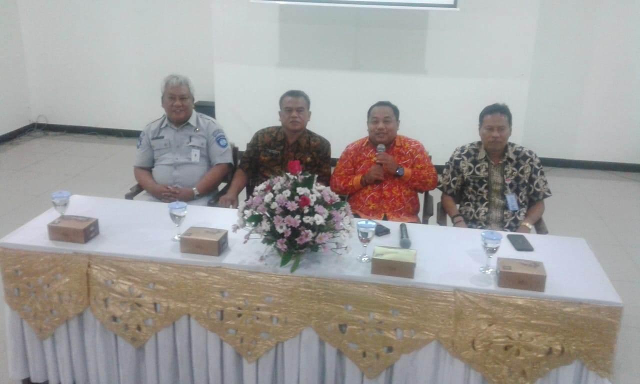 UPPD Samsat Wonosobo Disambangi Komisi C DPRD Propinsi Jateng