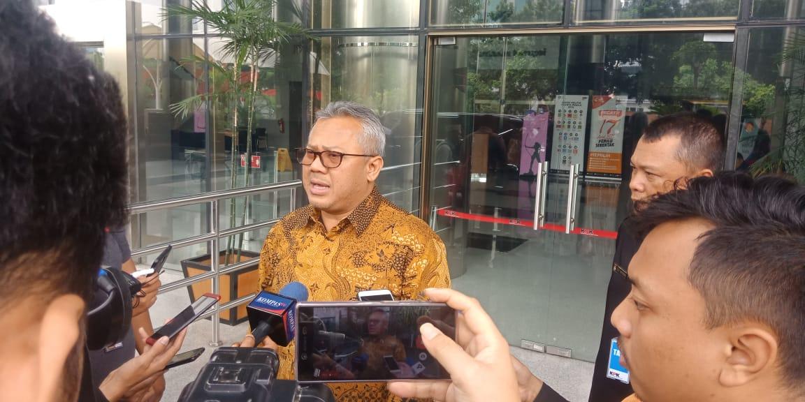 Ketua KPU datangi KPK diskusi LHKPN