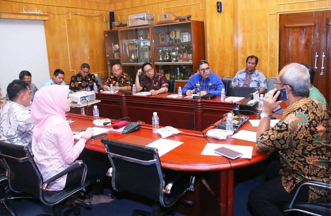 Pemerintah Kota Palembang Siap Alokasikan 5% APBD untuk Kelurahan