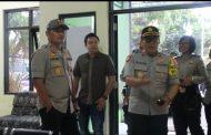 Kawal Hasil Pemilu 2019, Polresta Malang Siaga 24 Jam Non Stop