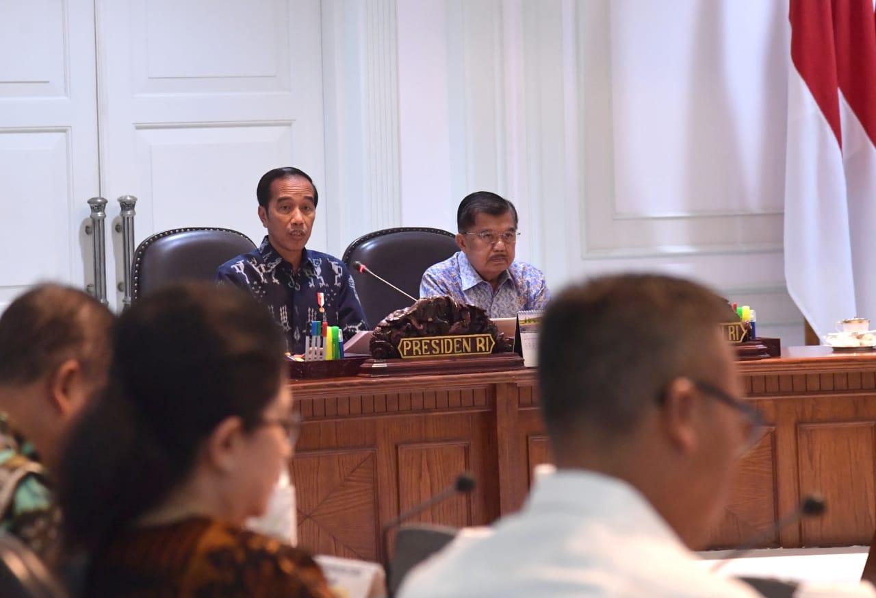 Presiden Jokowi Kecam Teror Bom di Sri Lanka