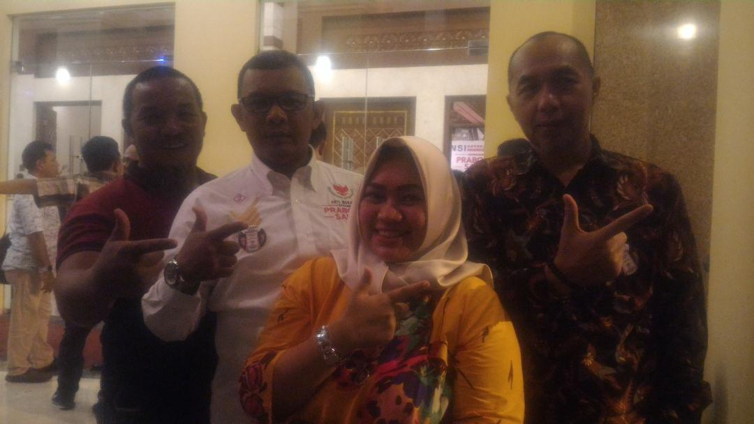 BARU PAS Hadiri Deklarasi Aliansi Advokat Indonesia Bersatu
