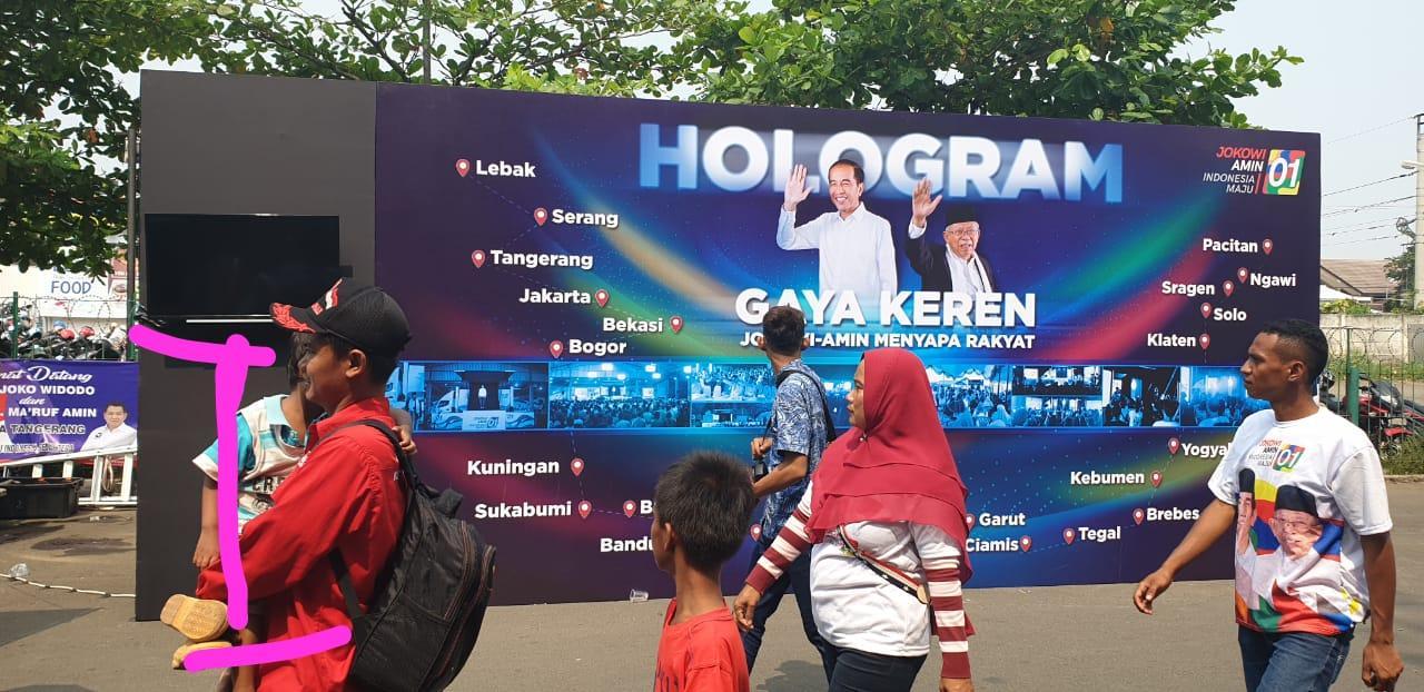 Jokowi Menyapa Jokowi: Bermula Dari Gagasan Membangun Iklim Politik Yang Menghadirkan Kegembiraan