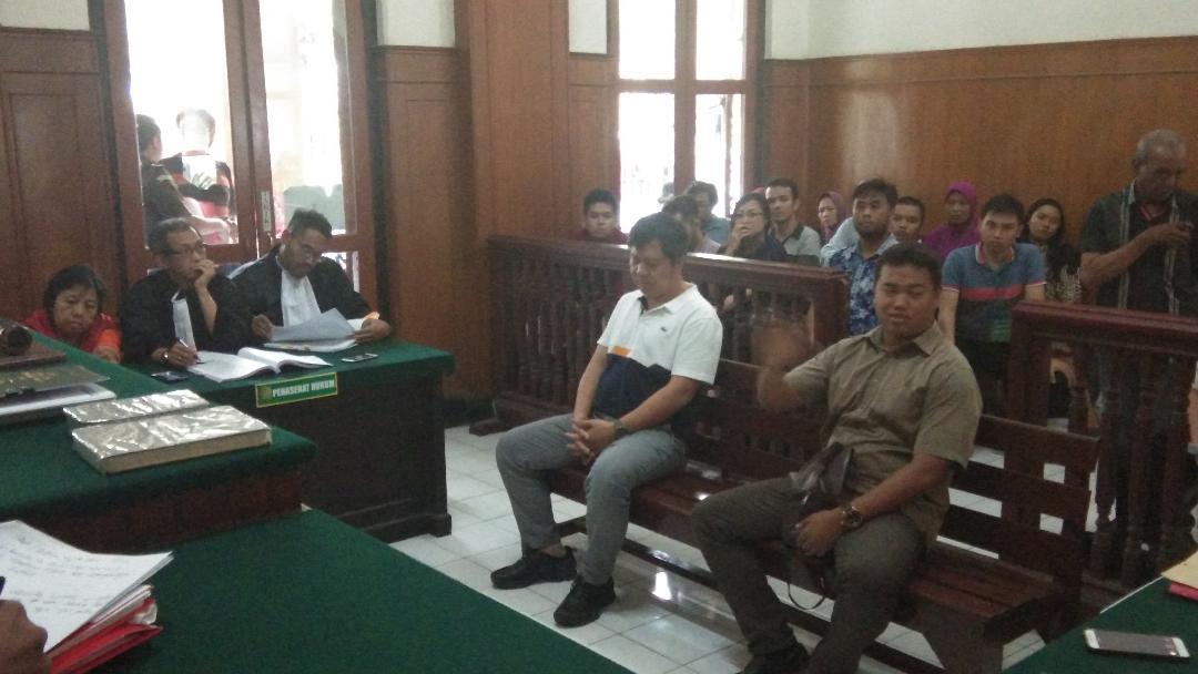 Jadi Saksi Kasus Pemalsuan, Hari Pujianto Dapat Teguran Keras Dari Hakim