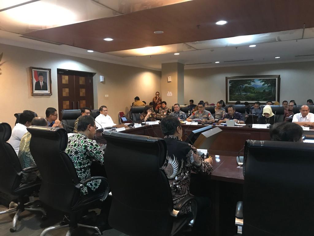 Pemerintah Rencanakan Pemberlakuan Arus Satu Arah Jalan Tol untuk Lancarkan Mudik 2019