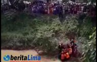 Mayat Wanita Muda Dimabuk Asmara Mengakhiri Hidupnya Di Sungai Gurem Pamekasan, Kini Ditemukan