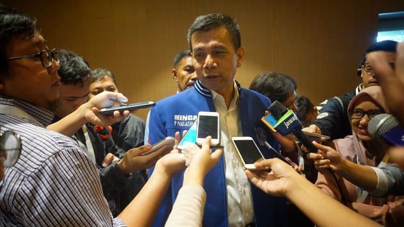 Hinca Pandjaitan: Demokrat Masih di Kubu Prabowo-Sandi