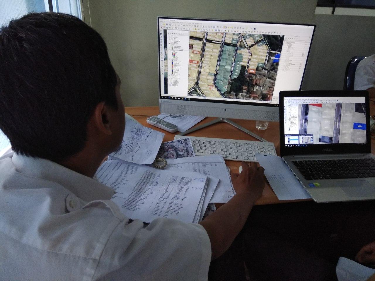 Kembangkan Sistem GIS PDAM Kota Depok Selangkah Lebih Maju