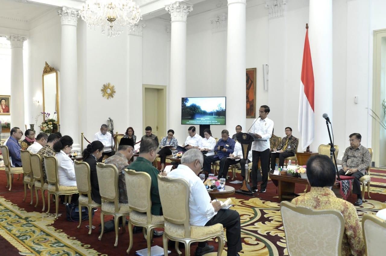 Presiden Tegaskan Pentingnya Penyederhanaan Sistem Perizinan
