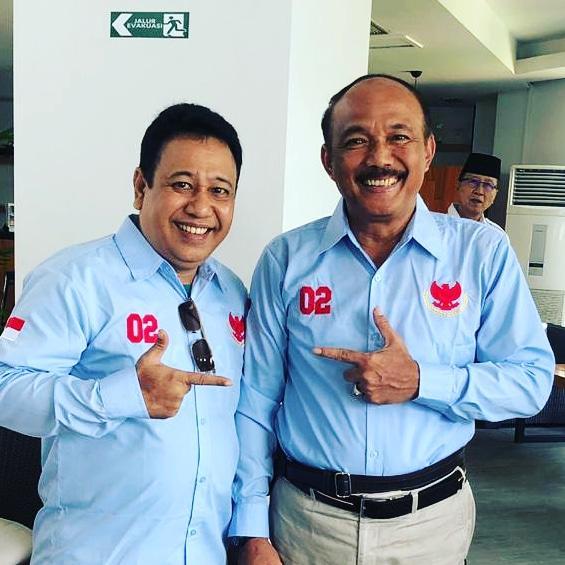 Sepuluh Ribu SATGASSUS Kawal Suara 02 Bentukan Purnawiran Jenderal Polisi dan TNI Akan Jaga TPS