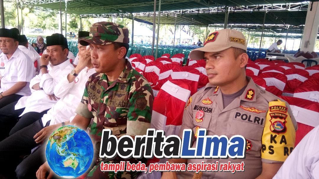 TNI dan Polri Jaga Netralitas dan Kamtibmas Pemilu 2019