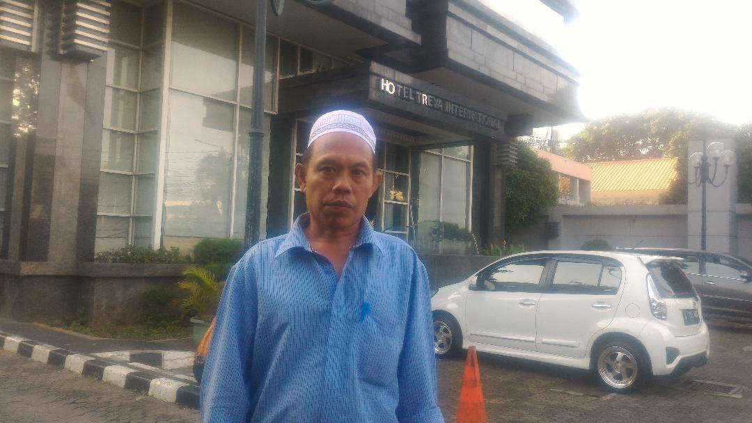 Jauh – Jauh Datang Kecewa Tidak Jumpa Dengan Jokowi