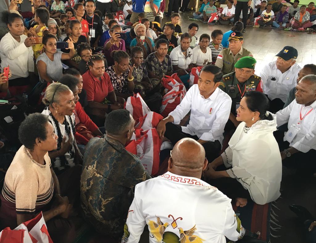 Presiden Tinjau Pembangunan Tol Manado-Bitung Sebelum Kunjungan Kerja ke Papua