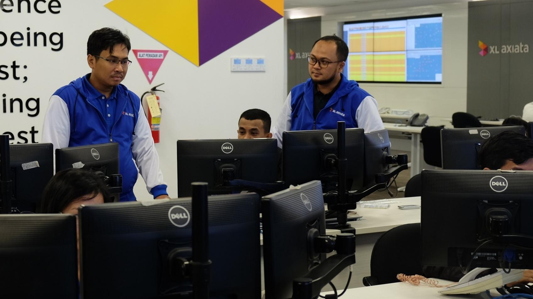 XL Axiata Sudah Siapkan Jaringan Untuk Kenaikan Trafik Saat Pemilu
