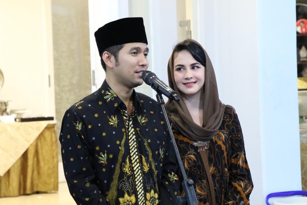 Wagub Emil Harap Silaturahim Antar OPD Terjalin Baik