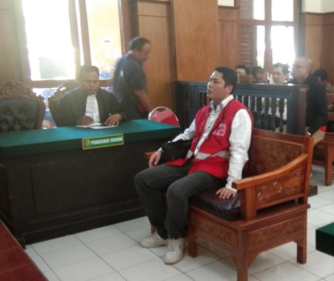 Wong Daniel Wiranata Divonis 2 Tahun Penjara, Jaksa Banding