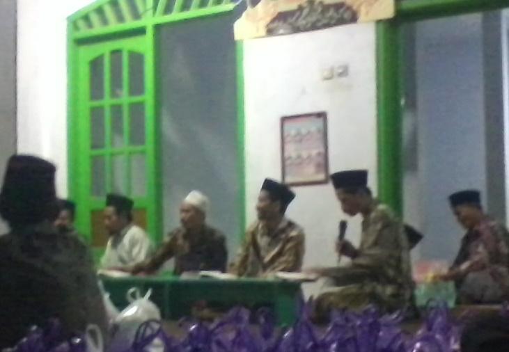 Sambut Malam Lailatul Qadar, Warga Dusun Ngebrak Lakukan Kegiatan Ini